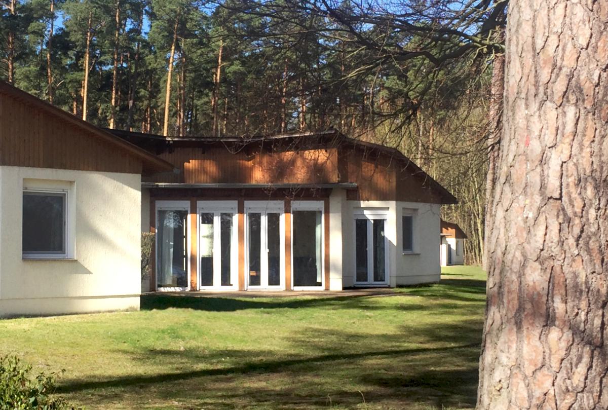 Stine Kolbert – Architektin | 11 Am See – Ferienhaus Detail